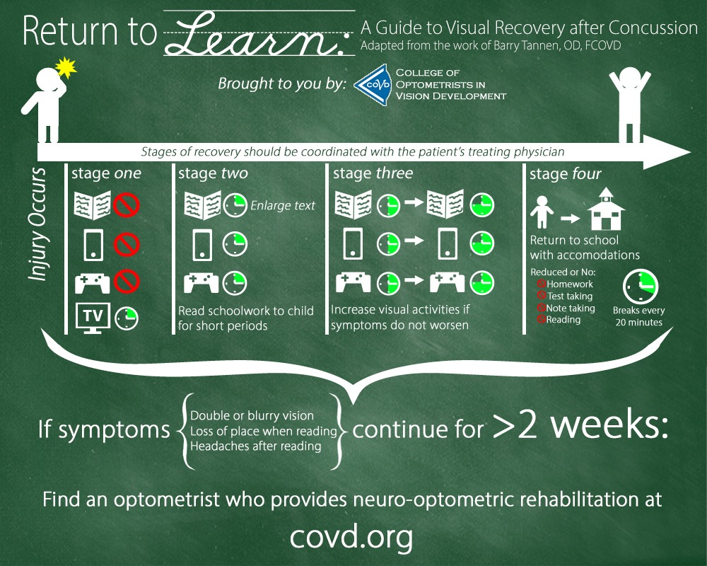 Guide to Visual Recovery Post-Concussion | Lynn Hellerstein