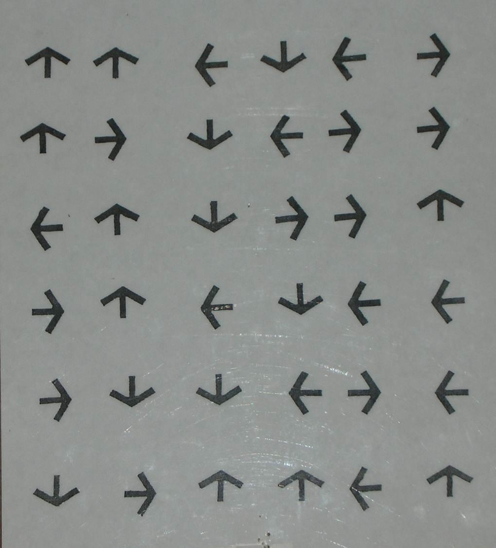 tip  15  eye-mind-body coordination arrow jump