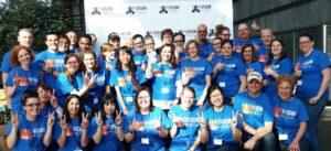 15 Volunteers
